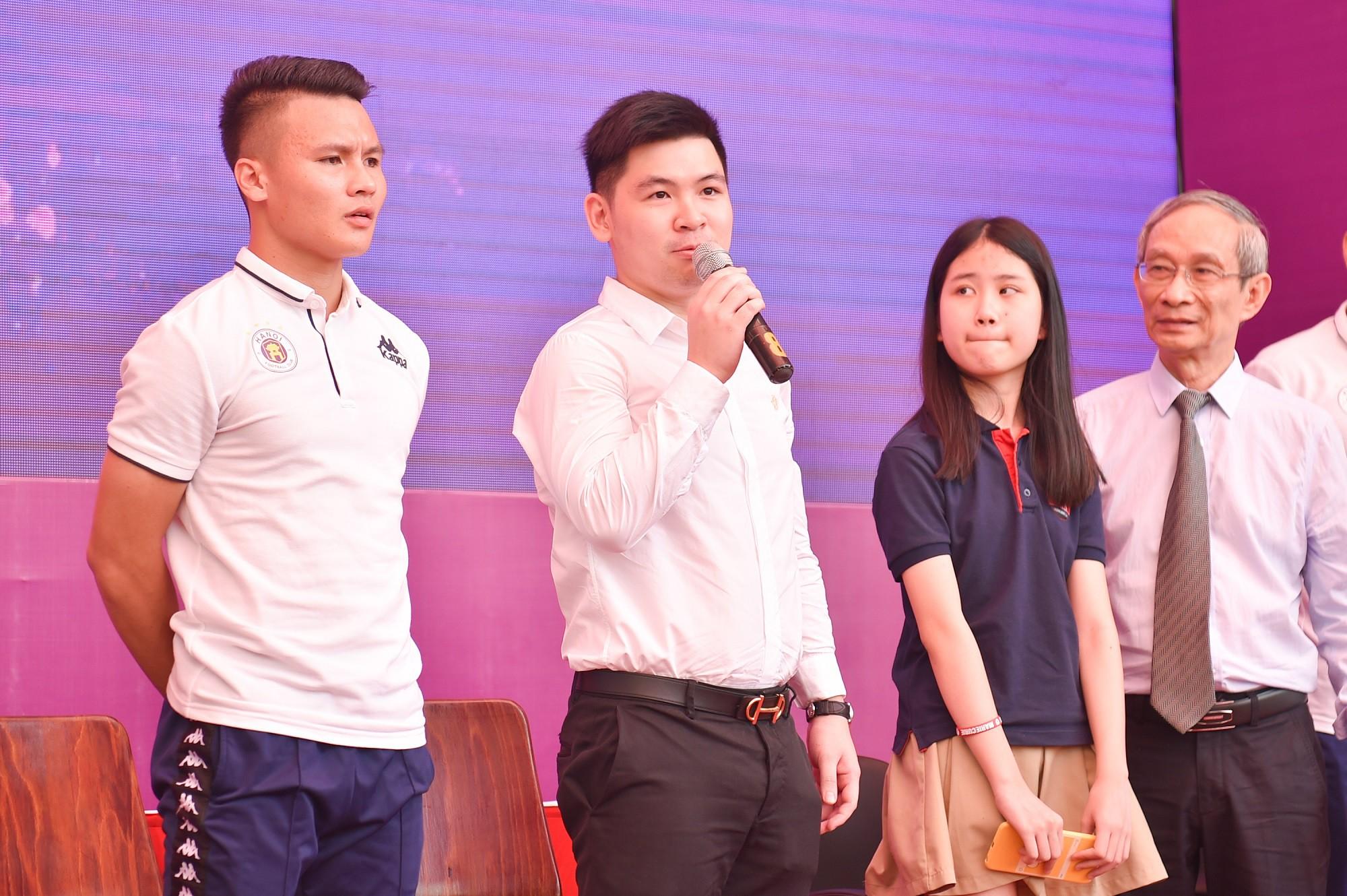 Do Quang Vinh chia se