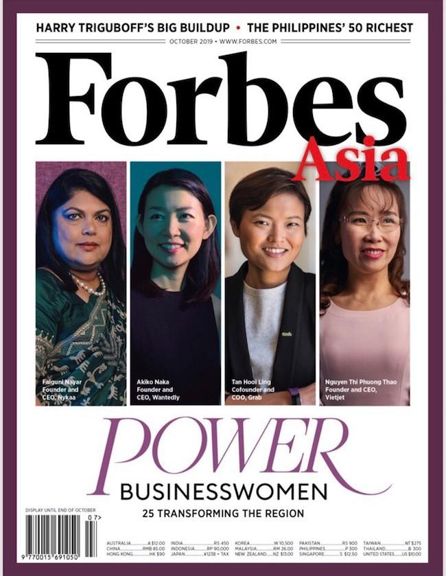 Con đường đưa tỉ phú Nguyễn Thị Phương Thảo vào top 25 nữ doanh nhân quyền lực nhất châu Á - Ảnh 3.
