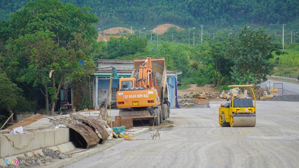 Cao tốc nửa tỉ USD nối Đà Nẵng, Huế mờ mịt ngày thông xe - Ảnh 10.