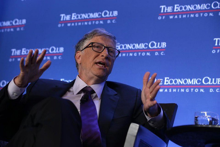 Bill Gates luôn mang theo một chiếc túi chứa bí mật thành công của mình. Vậy bên trong đó có gì?  - Ảnh 1.