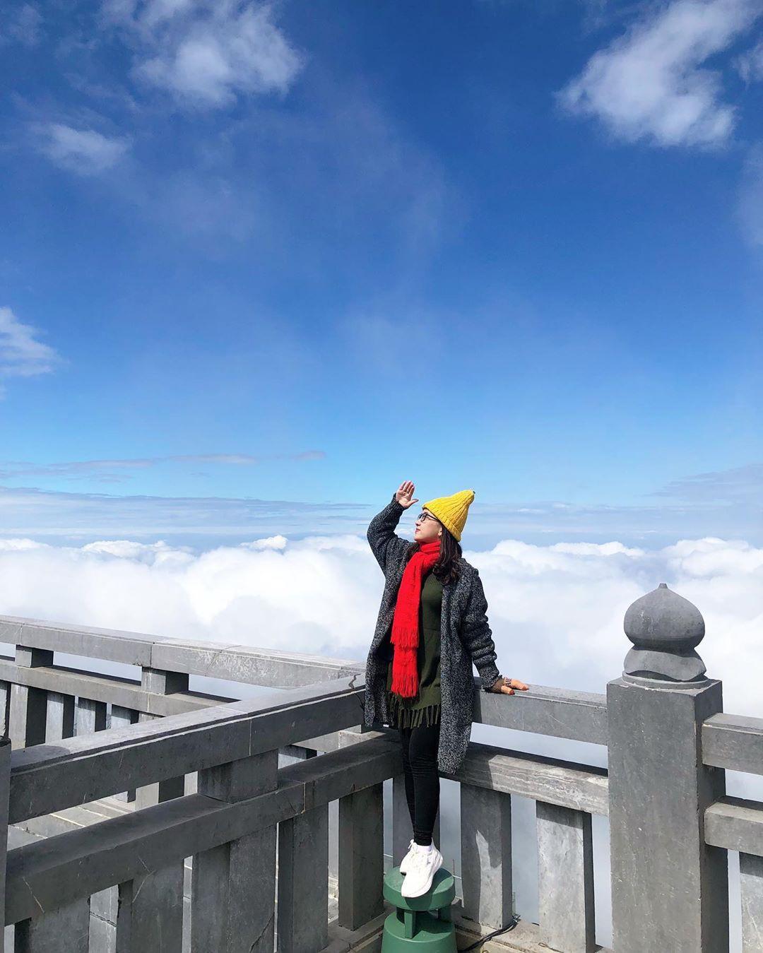 Ngỡ ngàng trước 7 điểm săn mây vạn người mê tại Sapa trong tháng 10 - Ảnh 3.