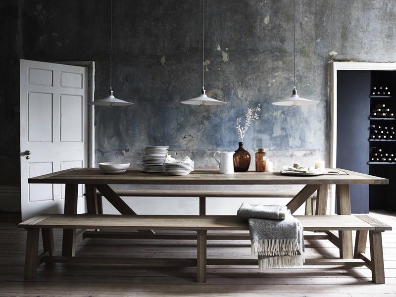 Tham khảo cách thiết kế phòng ăn đơn giản, mộc mạc và tinh tế - Ảnh 5.
