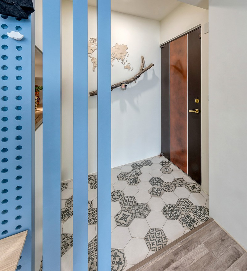Ngắm mãi không chán căn hộ mang phong cách Retro - Ảnh 1.