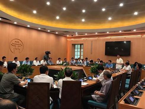 Chủ tịch Hà Nội: Thành phố luôn sẵn sàng chịu trách nhiệm xử lí vụ cháy ở Rạng Đông - Ảnh 1.
