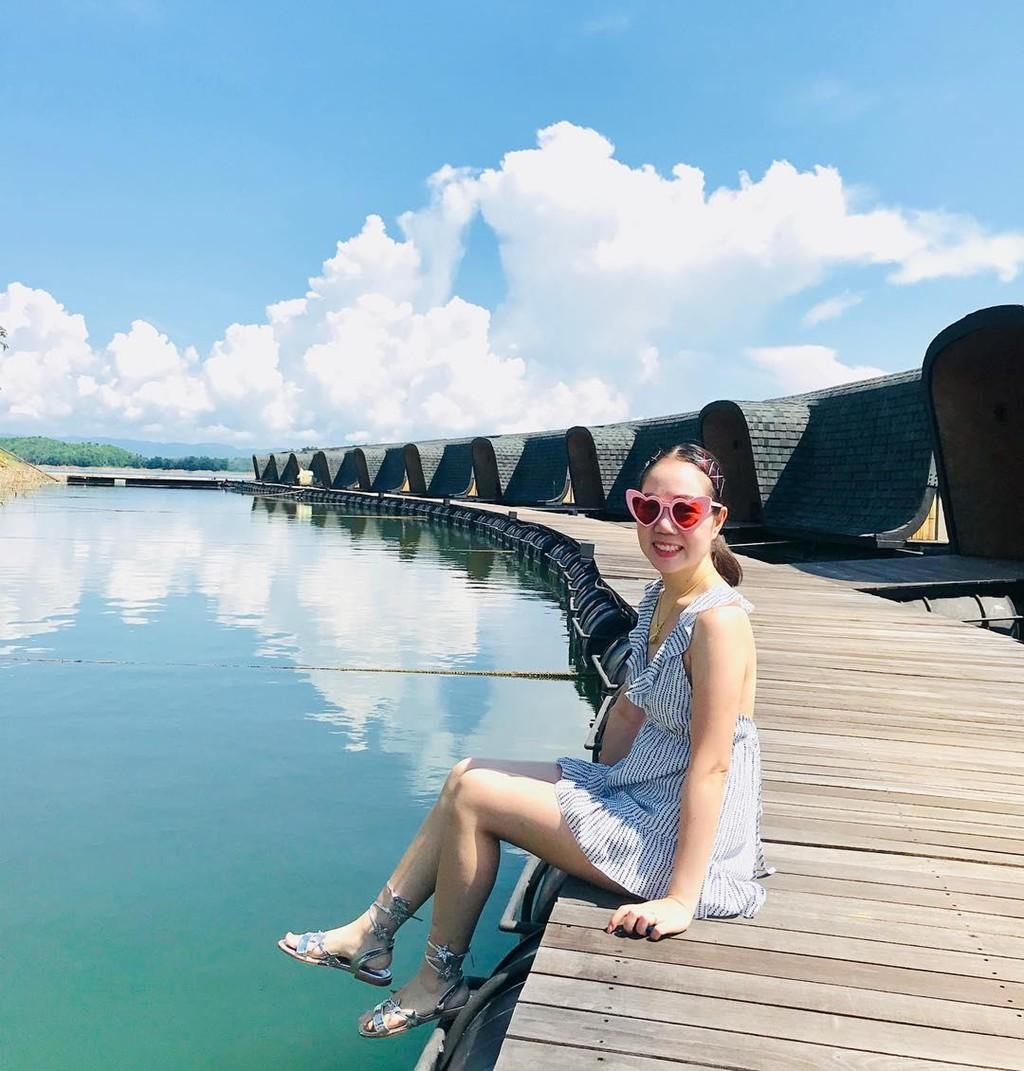 Tuyet tac resort noi tren mat nuoc hut khach check-in tai Bangkok hinh anh 15