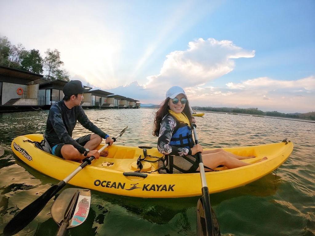 Tuyệt tác resort nổi trên mặt nước hút khách check-in tại Bangkok - Ảnh 7.