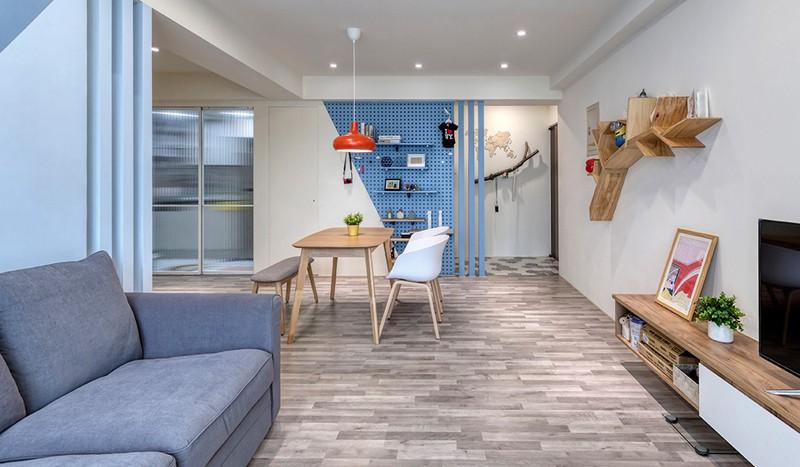 Ngắm mãi không chán căn hộ mang phong cách Retro - Ảnh 3.
