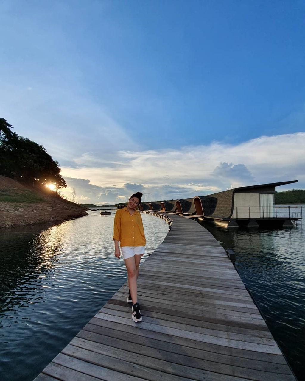 Tuyet tac resort noi tren mat nuoc hut khach check-in tai Bangkok hinh anh 6