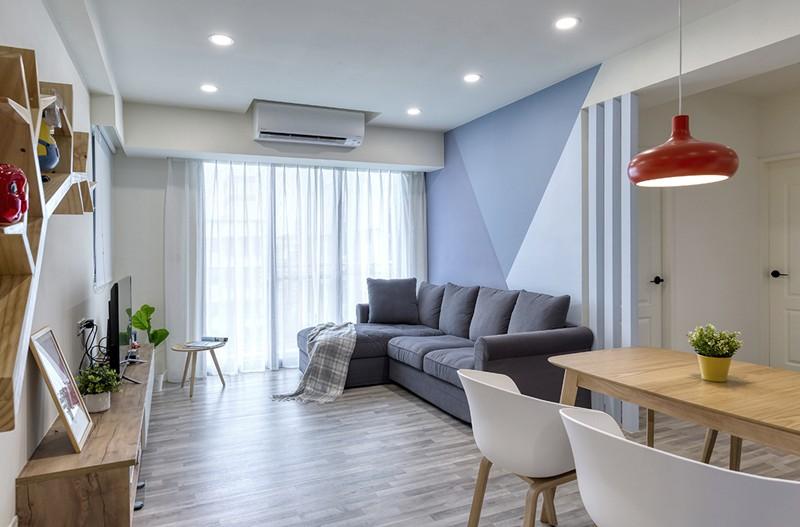 Ngắm mãi không chán căn hộ mang phong cách Retro - Ảnh 7.