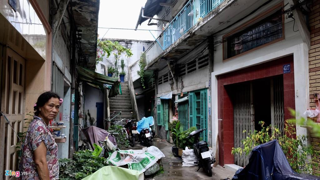 Điểm danh những chung cư sắp sập tại TP HCM - Ảnh 7.