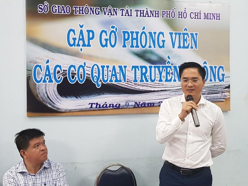 Giám đốc Sở GTVT TP HCM nói gì về sai phạm bổ nhiệm cán bộ? - Ảnh 1.