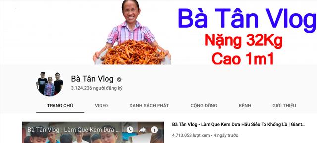 Bà Tân Vlog tuyên bố nộp thuế đủ, phủ nhận thu nhập hàng trăm triệu đồng/tháng - Ảnh 7.