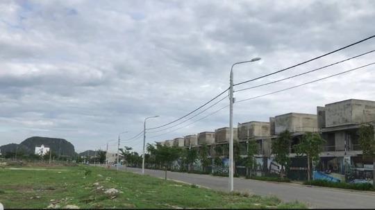 Đề nghị thu hồi giấy phép xây dựng 36 biệt thự của Đất Xanh miền Trung - Ảnh 1.