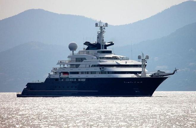 Có gì ở siêu du thuyền 326 triệu USD của nhà đồng sáng lập Microsoft? - Ảnh 3.