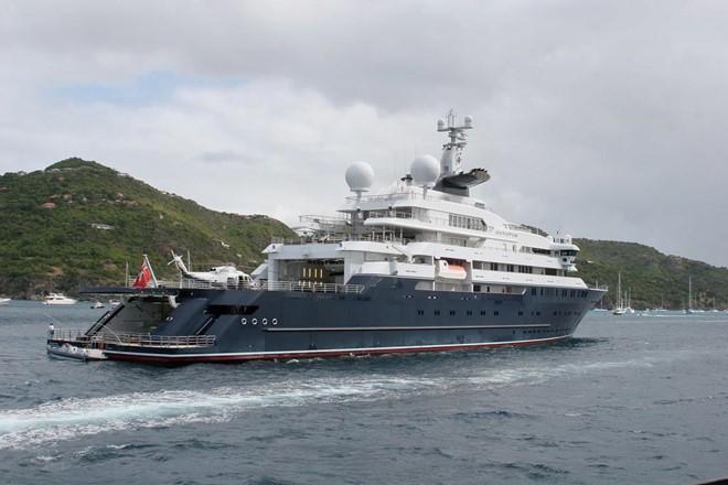 Có gì ở siêu du thuyền 326 triệu USD của nhà đồng sáng lập Microsoft? - Ảnh 4.