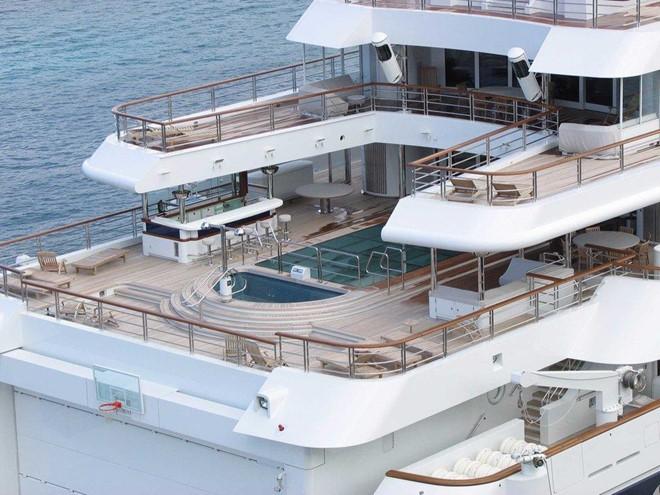 Có gì ở siêu du thuyền 326 triệu USD của nhà đồng sáng lập Microsoft? - Ảnh 6.