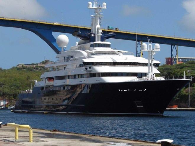 Có gì ở siêu du thuyền 326 triệu USD của nhà đồng sáng lập Microsoft? - Ảnh 9.
