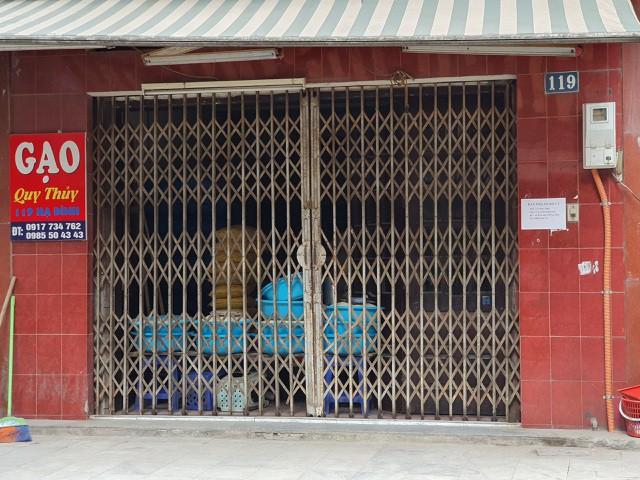 Hàng quán đóng cửa sang nhượng, dân quanh Công ty Rạng Đông thi nhau bán nhà - Ảnh 3.