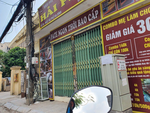 Hàng quán đóng cửa sang nhượng, dân quanh Công ty Rạng Đông thi nhau bán nhà - Ảnh 7.