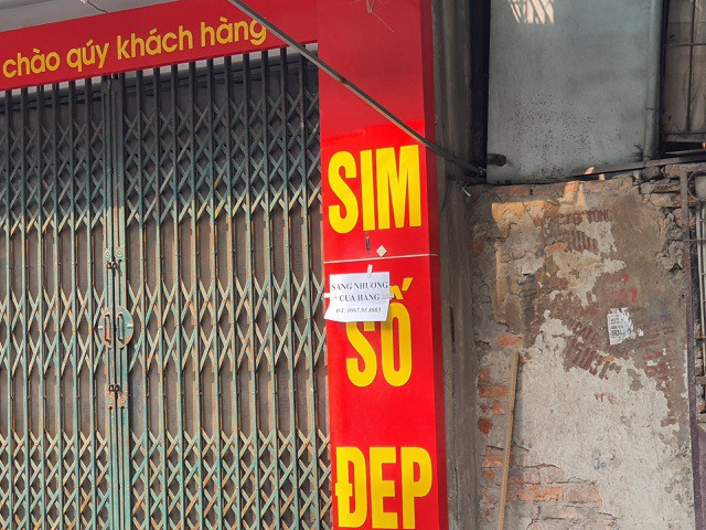 Hàng quán đóng cửa sang nhượng, dân quanh Công ty Rạng Đông thi nhau bán nhà - Ảnh 8.