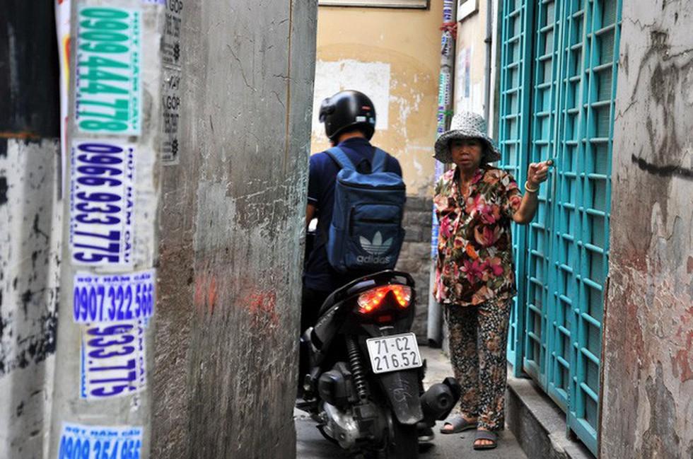 Thiệt khó tin khi Sài Gòn có những con hẻm một người - Ảnh 10.