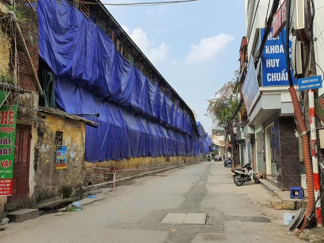 Hàng quán đóng cửa sang nhượng, dân quanh Công ty Rạng Đông thi nhau bán nhà - Ảnh 9.