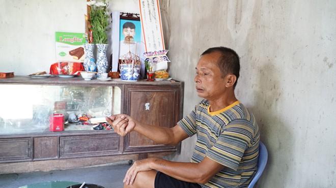 Cha già nén đau thương hiến tạng con trai 20 tuổi chết não để cứu 5 người - Ảnh 2.