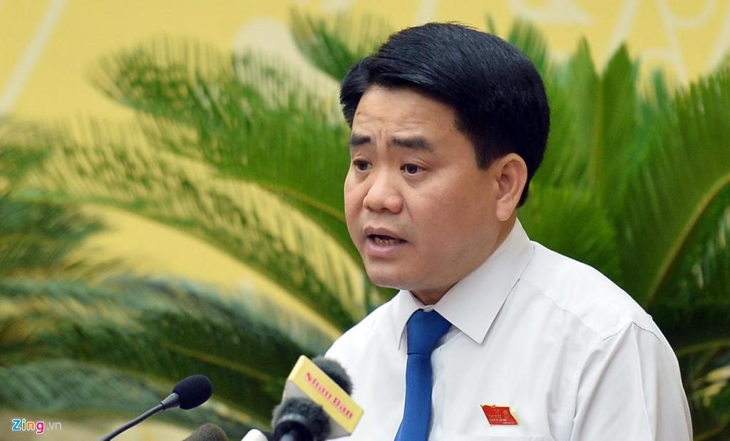 Ông Nguyễn Đức Chung: 'Người dân quanh Rạng Đông không bức xúc gì' - Ảnh 2.