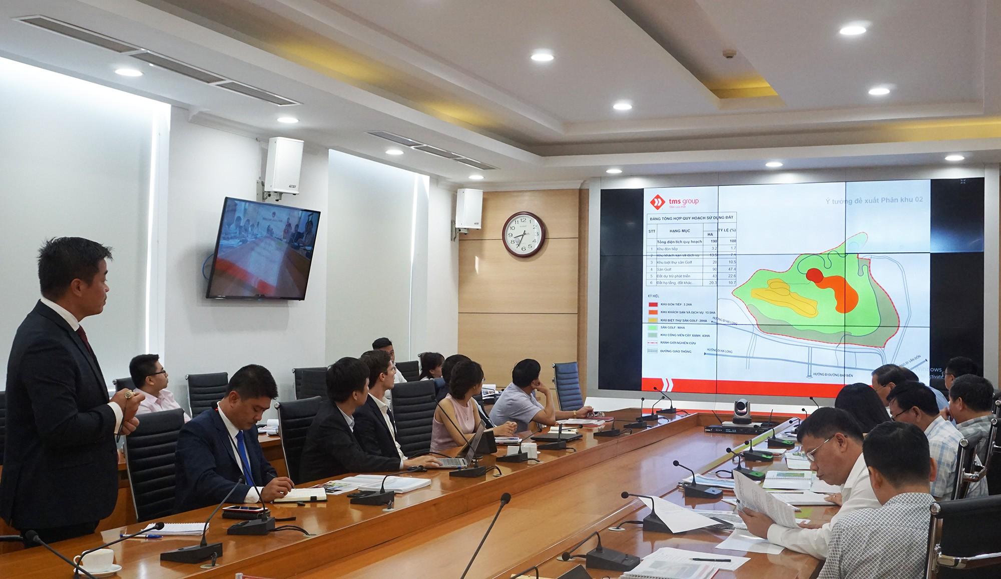 TMS Group muốn đầu tư 4 dự án vào Quảng Ninh, Chủ tịch UBND tỉnh nói gì?  - Ảnh 1.