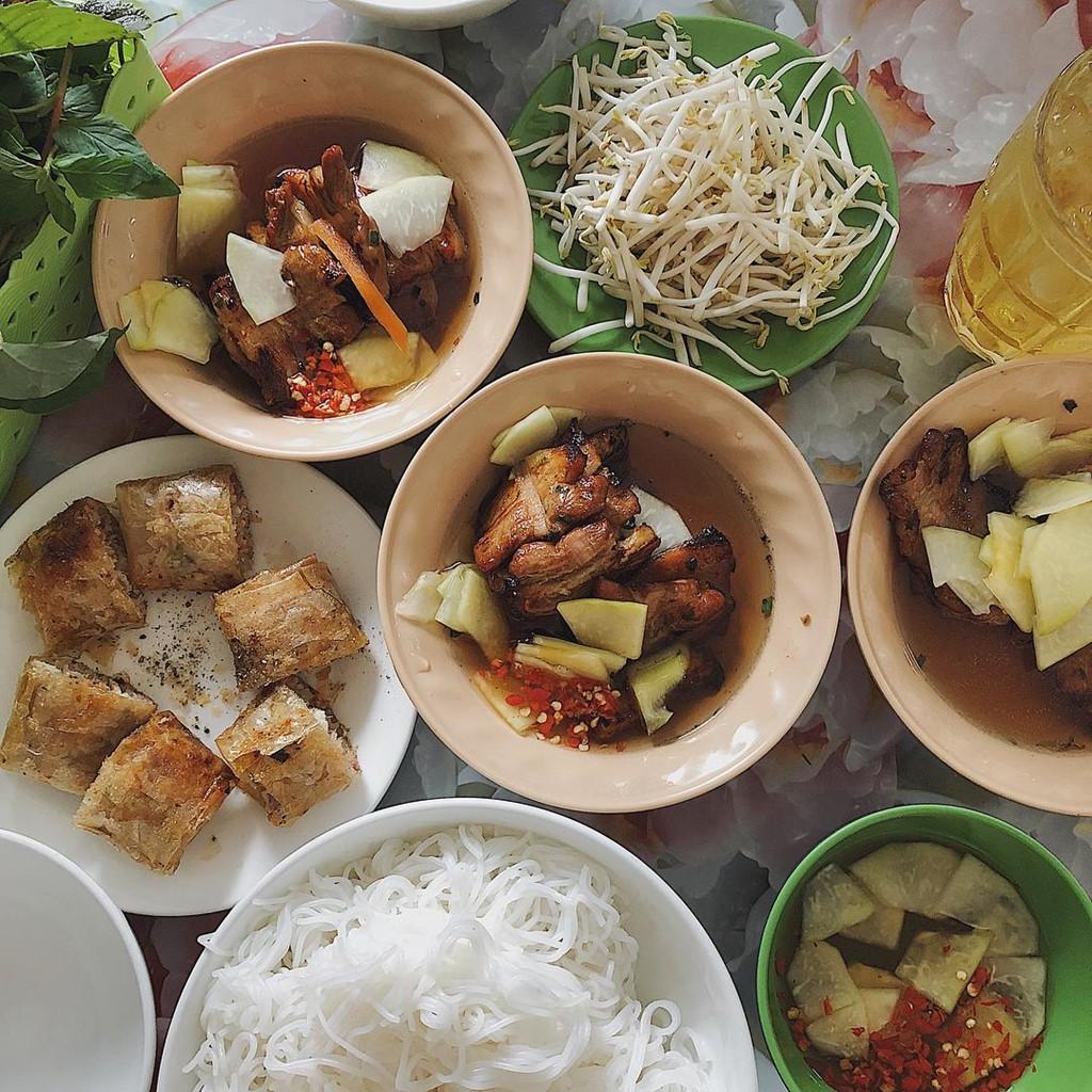 5 tiem bun cha Ha Noi thu hut thuc khach o TP.HCM hinh anh 11