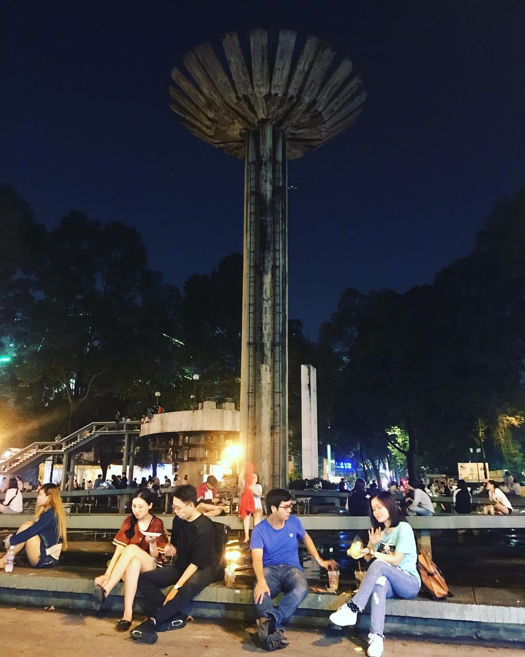 Địa điểm vui chơi Sài Gòn buổi tối - Ảnh 17.