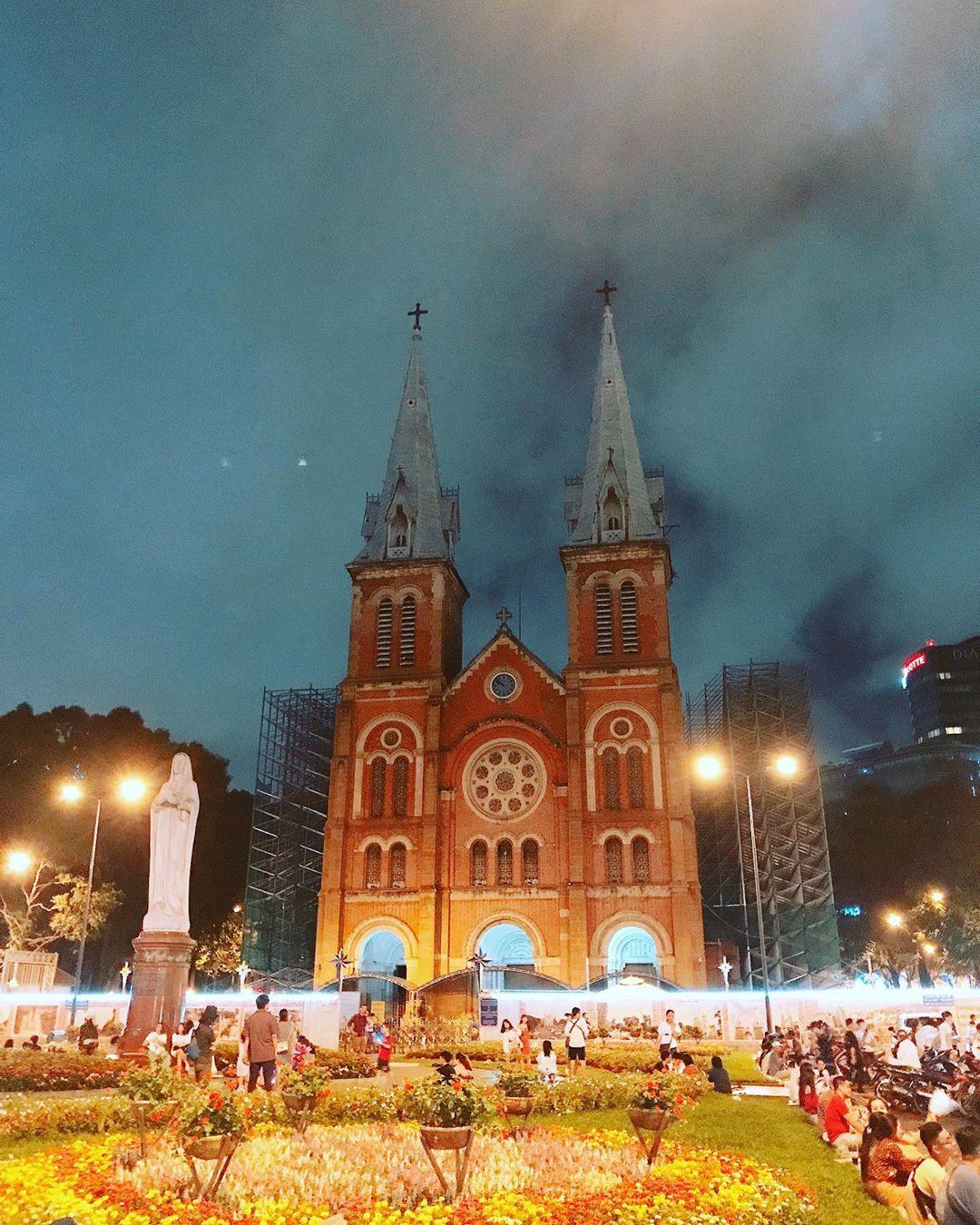 Địa điểm vui chơi Sài Gòn buổi tối - Ảnh 20.