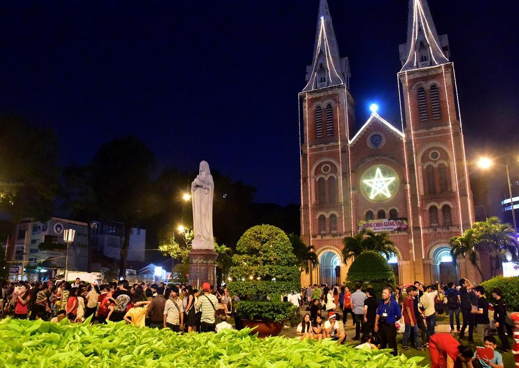 Địa điểm vui chơi Sài Gòn buổi tối - Ảnh 21.