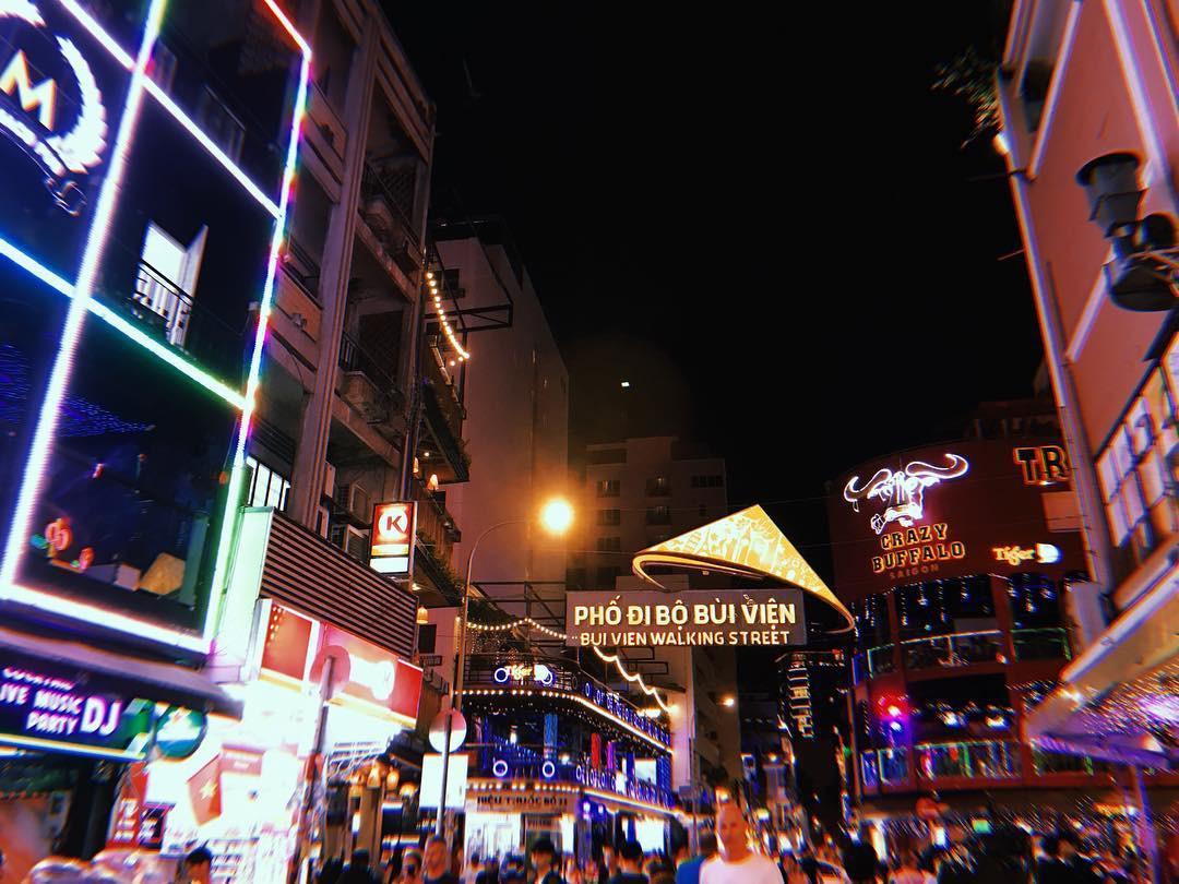Địa điểm vui chơi Sài Gòn buổi tối - Ảnh 5.