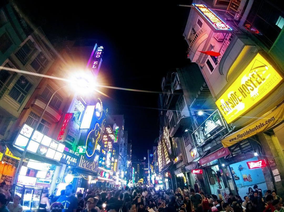 Địa điểm vui chơi Sài Gòn buổi tối - Ảnh 6.