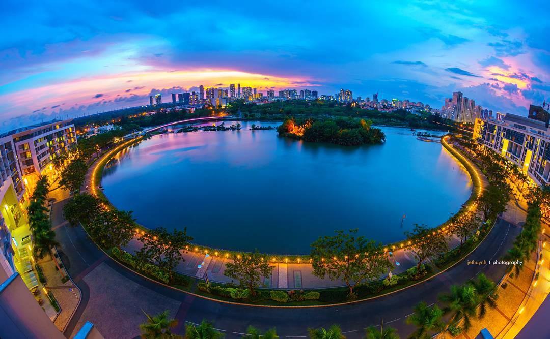 Địa điểm vui chơi Sài Gòn buổi tối - Ảnh 8.