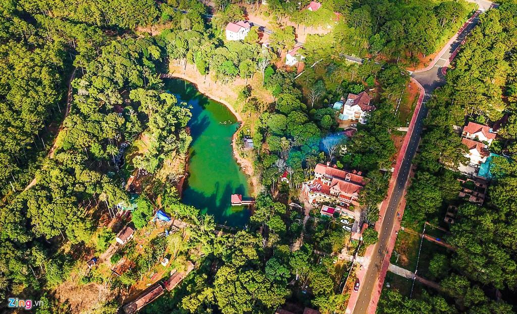 Làng biệt thự Măng Đen hồi sinh sau 10 năm bỏ hoang - Ảnh 9.