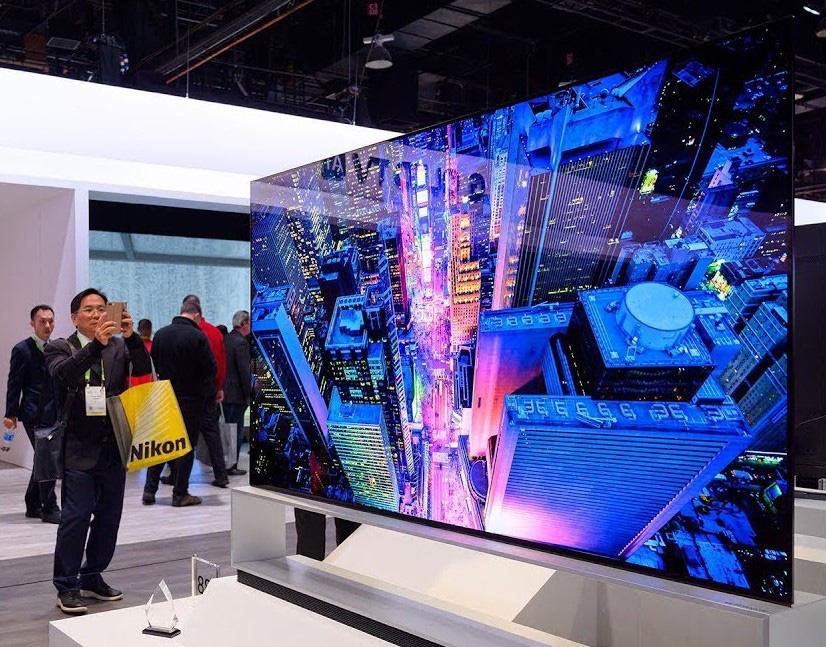 Những công nghệ tivi dự báo sẽ bùng nổ trong năm 2020 - Ảnh 1.