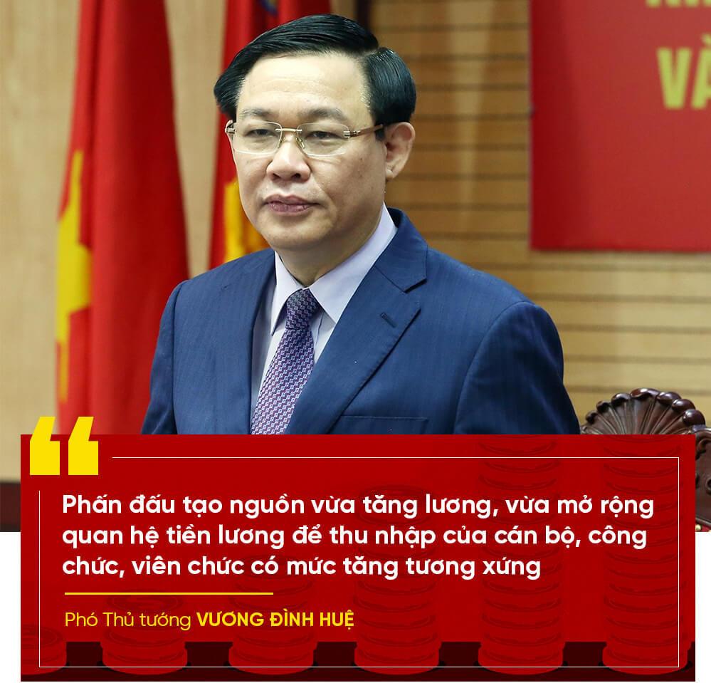 Phó Thủ tướng báo tin vui về lương cho hàng triệu công chức - Ảnh 4.