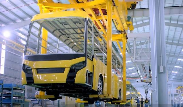 Xuất khẩu ô tô, doanh nghiệp Việt ôm khát vọng lớn - Ảnh 1.