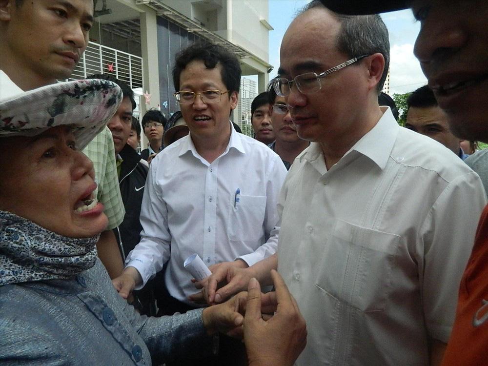 Vụ Thủ Thiêm: Sẽ kiểm điểm trách nhiệm các cựu lãnh đạo TPHCM - Ảnh 1.