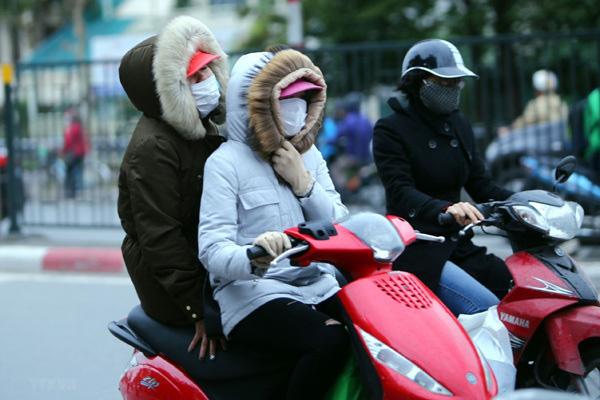 Dự báo thời tiết 12/1, Hà Nội rét 14 độ - Ảnh 1.