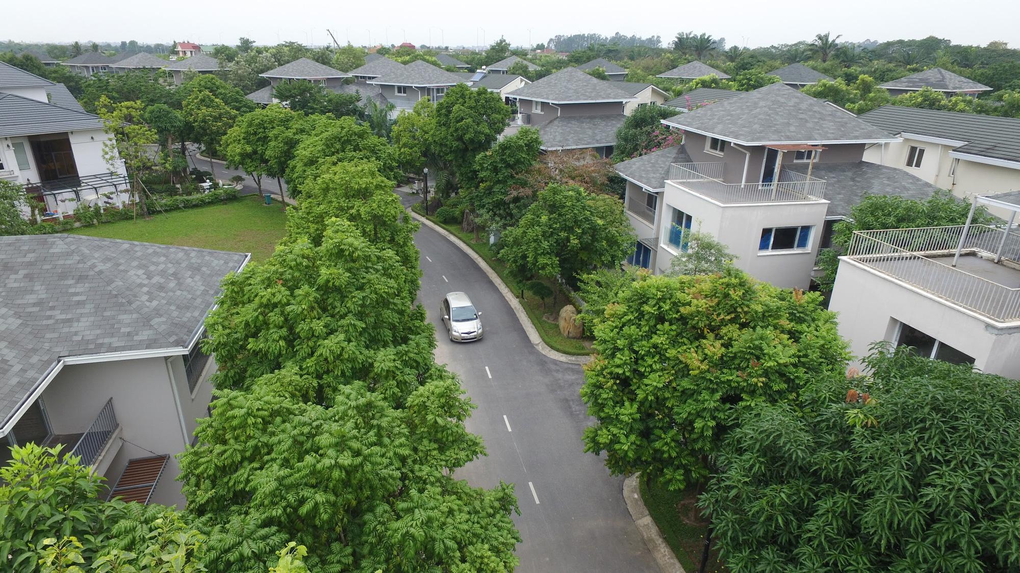 Cơn 'sốt' đất tại 5 huyện ngoại thành sắp lên quận ở Hà Nội vẫn chưa dịu bớt - Ảnh 1.