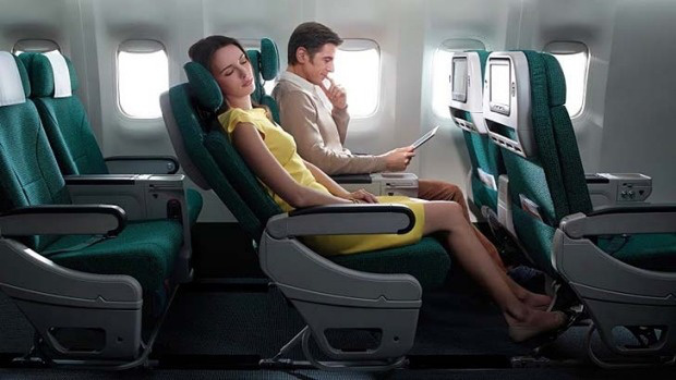 7 mẹo chọn chỗ ngồi lí tưởng trên máy bay - Ảnh 2.