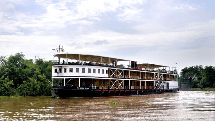 Xu hướng du lịch 2020: Du lịch trên sông Mê Kông đang bùng nổ - Ảnh 2.