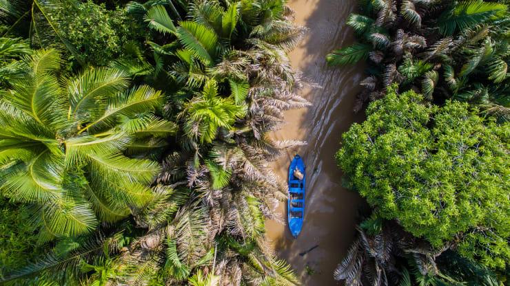 Xu hướng du lịch 2020: Du lịch trên sông Mê Kông đang bùng nổ - Ảnh 1.