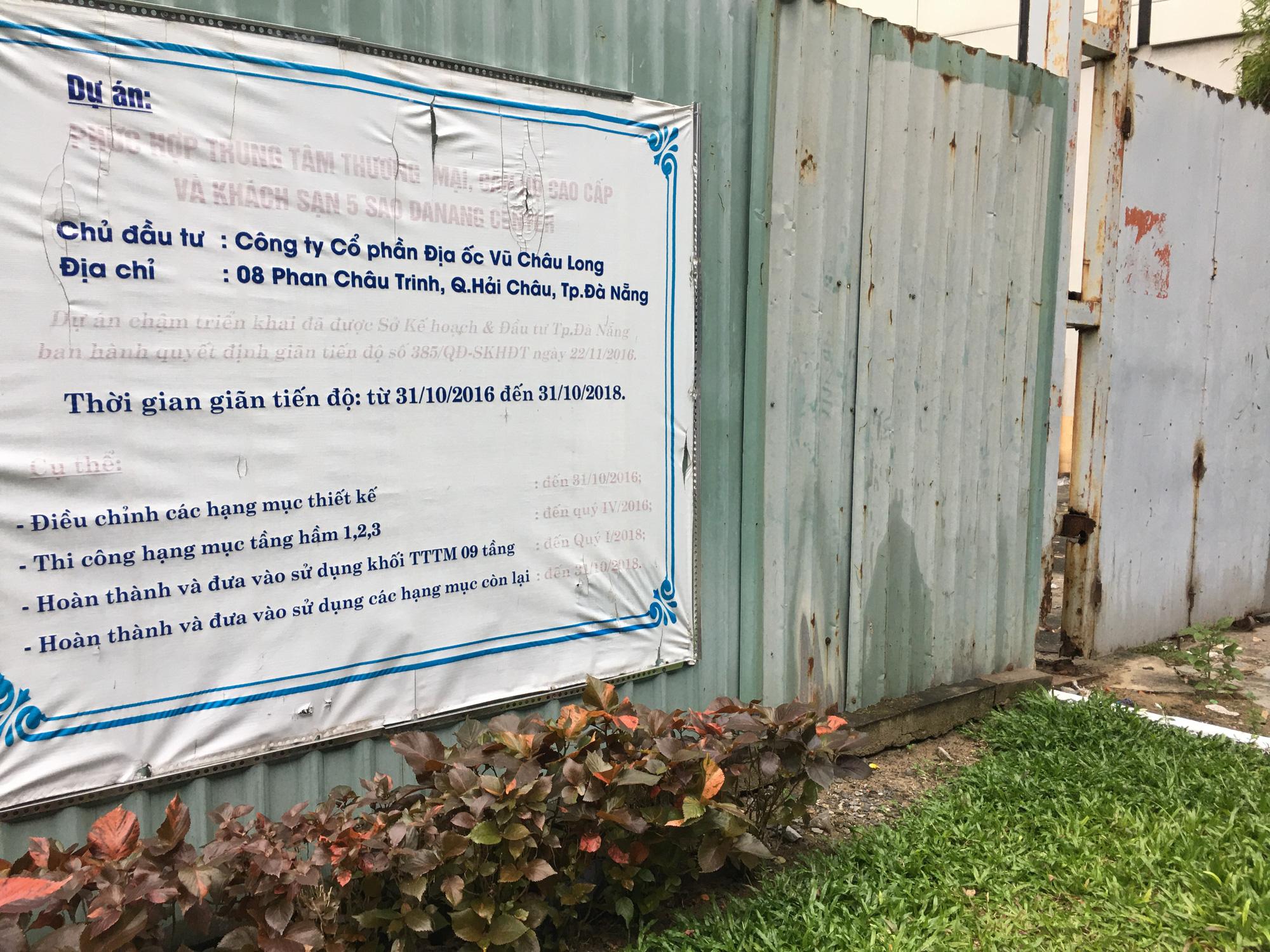 Hai khu đất làm vườn dạo, bãi đỗ xe ngầm trung tâm Đà Nẵng bao giờ 'khởi động'? - Ảnh 1.
