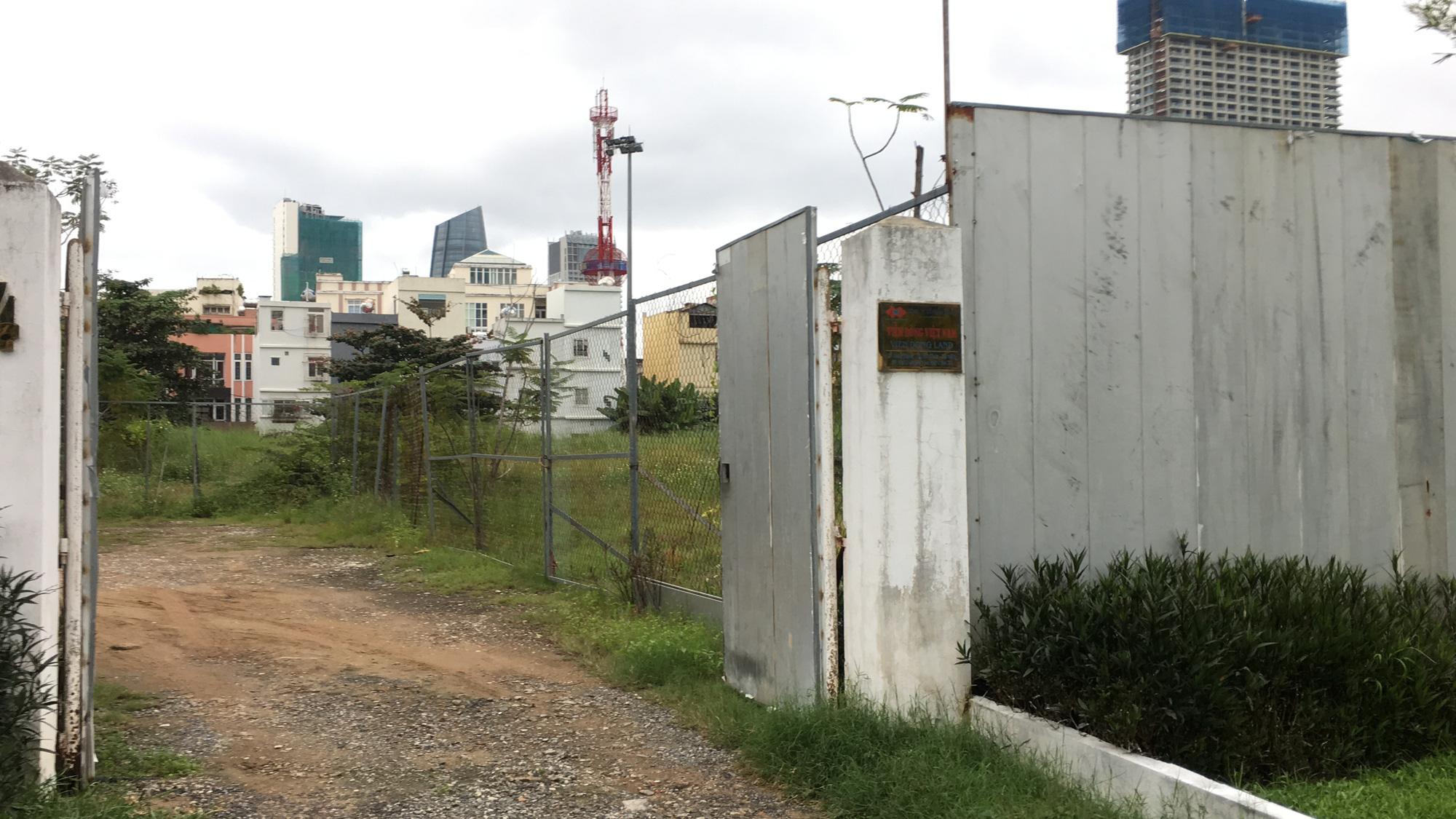 Hai khu đất làm vườn dạo, bãi đỗ xe ngầm trung tâm Đà Nẵng bao giờ 'khởi động'? - Ảnh 5.