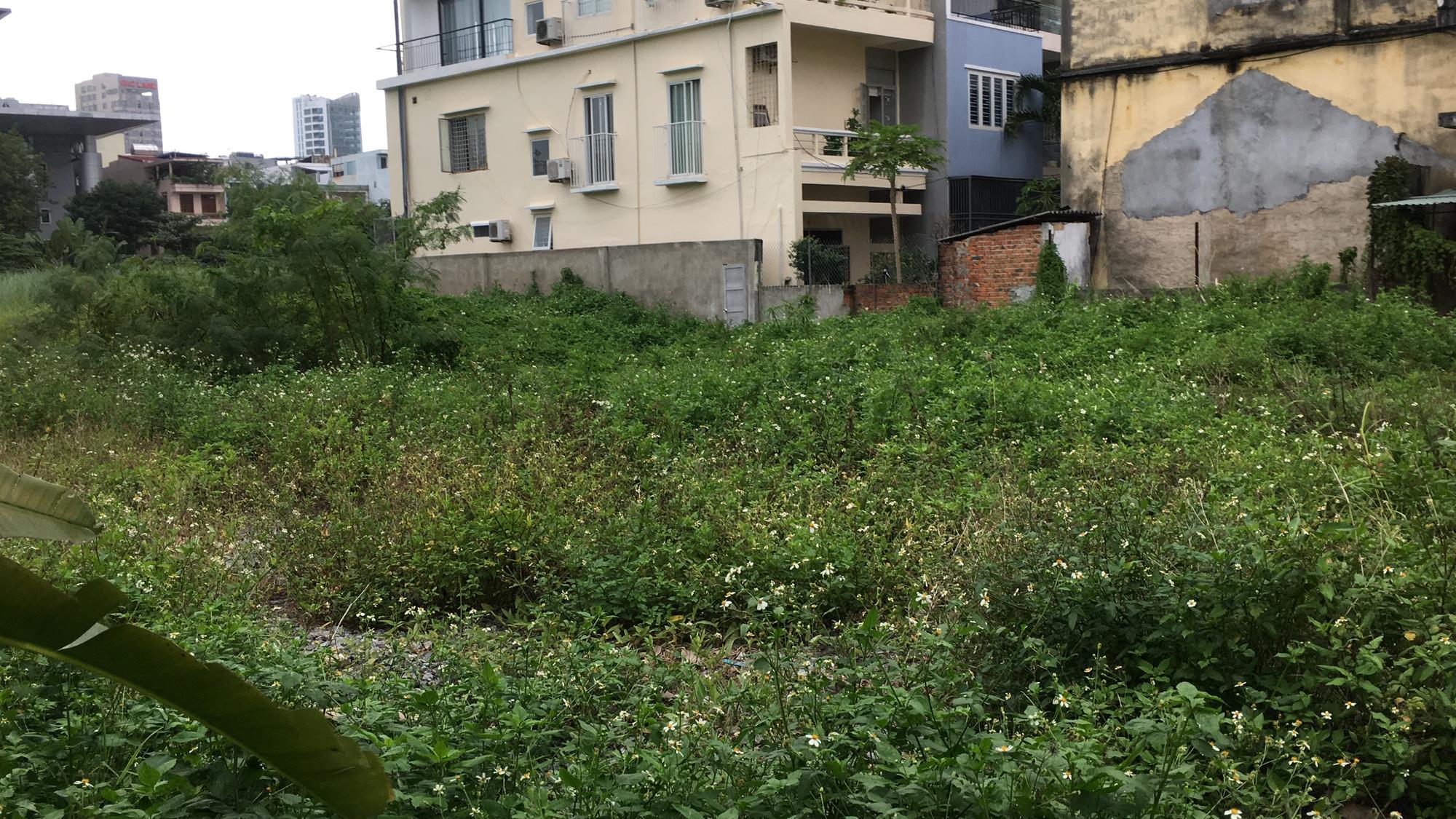 Hai khu đất làm vườn dạo, bãi đỗ xe ngầm trung tâm Đà Nẵng bao giờ 'khởi động'? - Ảnh 6.