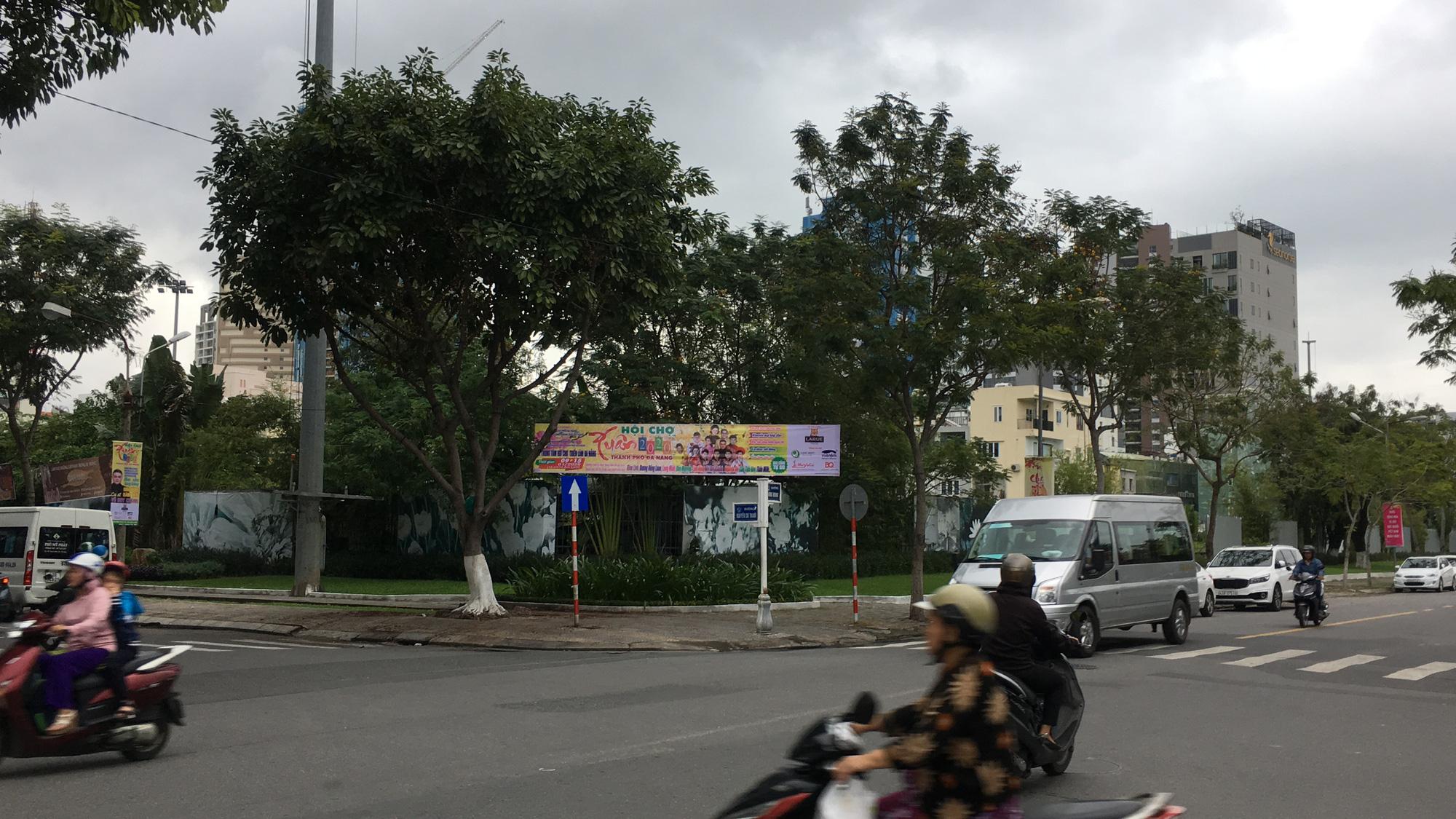 Hai khu đất làm vườn dạo, bãi đỗ xe ngầm trung tâm Đà Nẵng bao giờ 'khởi động'? - Ảnh 9.